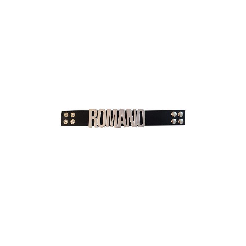 Romano Armband Silber Wristband